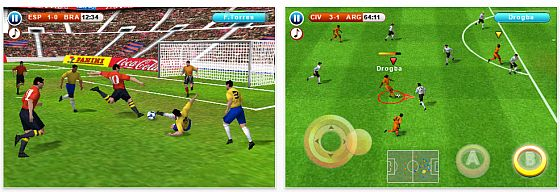 Real Football 2010 Screenshot