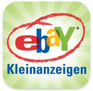 schnell und kostenlos mit der app des tages von ebay kleinanzeigen suchen oder erstellen app. Black Bedroom Furniture Sets. Home Design Ideas