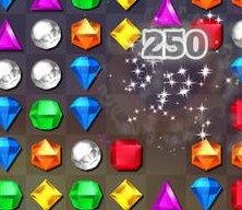 Bejeweled für iPhone und iPod Touch