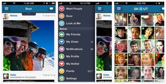 Skout dating windows mobile 6