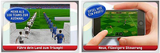 FIFA Fussballweltmeisterschaft Screenshot