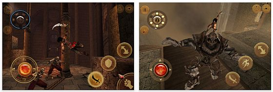Screenshot Prince of Persia: warrior Within
