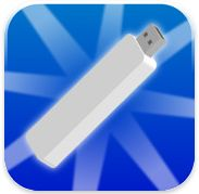 Icon_USB Disk_HD