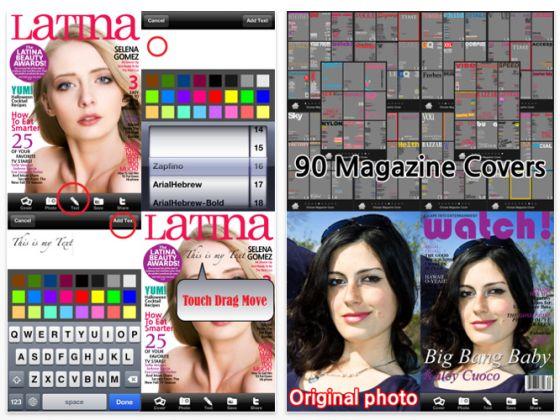 Real Cover Screenshot iPhone Foto-App