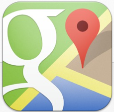 Download Google Maps für das iPhone