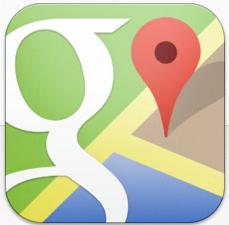 Download Google Maps für das iPhone