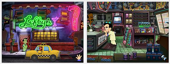 Leasure Suit Larry Reloaded Screenshots