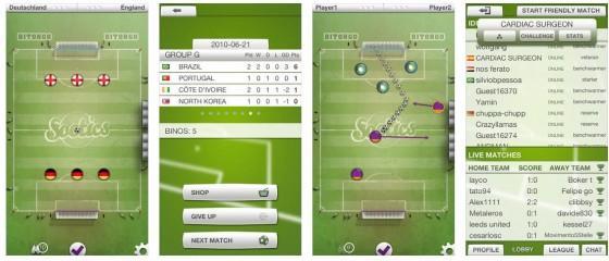 Soctics ist ein sehr ordentlich gemachtes Online-Strategiespiel aus dem Fußball-Bereich.