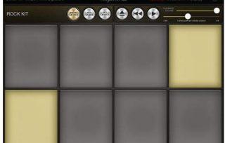 Rhythm Pad (Schlagzeug/Drum Pad)