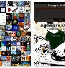 Artwork Cloud für iPad: Ihre eigenen Charts