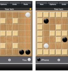 Strategie Brettspiel Ataxx! für iPhone und iPod Touch ist kostenlos