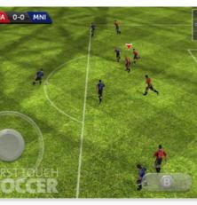 First Touch Soccer für das iPhone