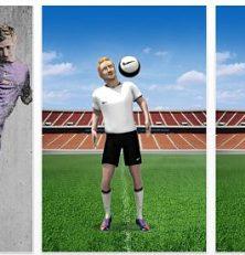 Neue App zur WM für iPhone, iPad und iPod Touch: Kick it like Marin