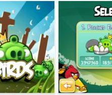 Schieß den Vogel ab mit Angry Birds für Dein iPhone, iPod Touch und iPad