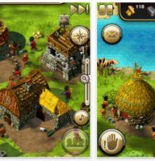 Das Spiel Die Siedler von Gameloft nun auch für das iPad verfügbar