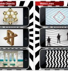 Spiele Deinen Augen Streiche mit Eye Illusions für Dein iPhone, iPod Touch und iPad