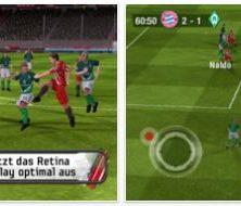 Es fifat wieder! Das neue FIFA 11 nun auch für das iPhone und iPod Touch verfügbar