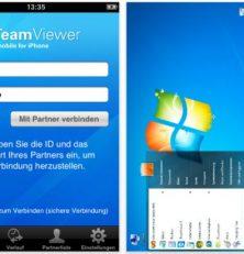 Zugriff auf jeden PC mit der kostenlosen TeamViewer-App für das iPhone, iPod Touch und iPad