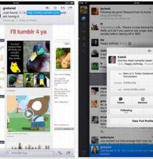 Zwitscher über die offizielle Twitter-App mit der ganzen Welt