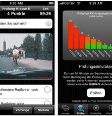 Mit iFahrschule für Dein iPhone, iPod Touch und iPad Deine Fahrschule immer mobil dabei
